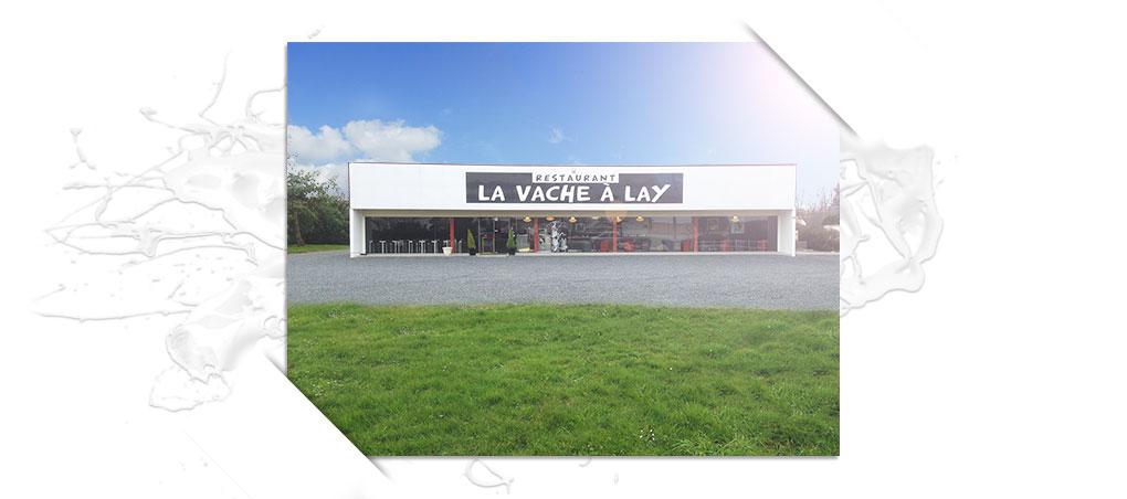 La Vache à Lay, Restaurant à Mareuil-sur-Lay-Dissais